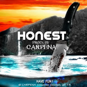 Instru | Honest (honnête) Prod. by CArPENA  DbeatMaster --70BPM--